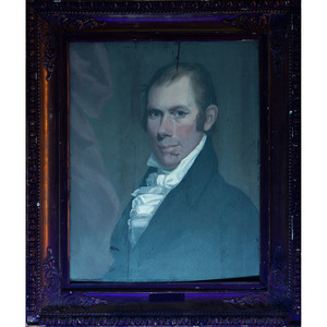 First Portrait of Henry Clay by Matthew Harris Jouett