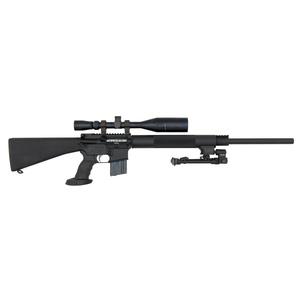 * Les Baer Custom AR Super Varmint Rifle with Scope
