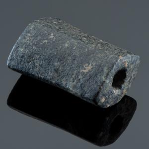 A Small Quartz Bannerstone