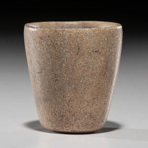 A Stone Cup