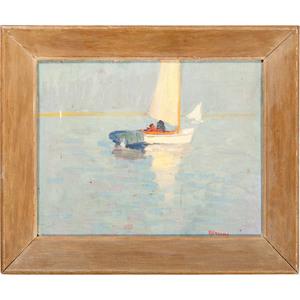 Reginald Grooms (Cincinnati, 1900-1989), Three Oils