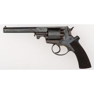M1854 Beaumont-Adams Percussion Revolver