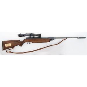 Weihrauch HW35 Pellet Gun with Scope