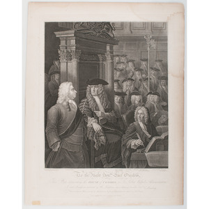 William Hogarth  The Indian Emperor Engravings, Plus