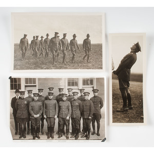 Collection of Roy N. Francis Photographs of WWI