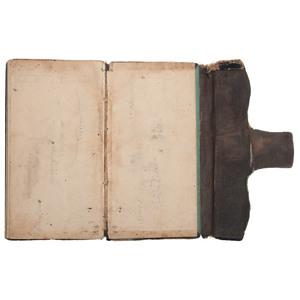 Civil War 12th Iowa POW Diary of Private Elijah Overocker