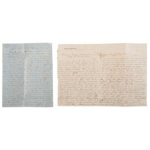 Confederate Corporal William J. Rogers, Arkansas Monticello Light Artillery, Manuscript Archive