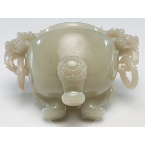 Green Jade Censer