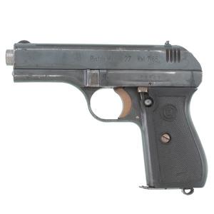 ** CZ 27 Pistol W/Waffenamt Markings
