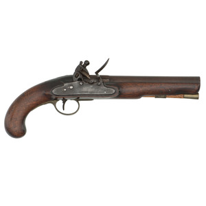 H. Nock Screwless Lock Officer's Pistol