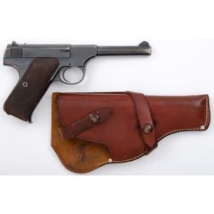 * Colt Woodsman .22 Scout Pistol