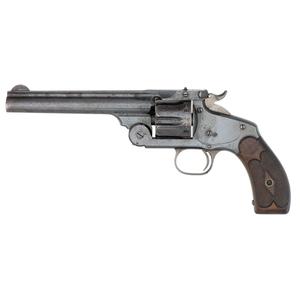 Smith and Wesson N.M. No 3 Coast Guard Revolver