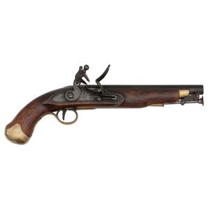 William IV New Land Pattern Sea Service Pistol