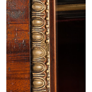 Philadelphia Classical Giltwood Cabinet