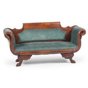 American Empire Sofa