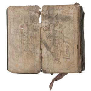 Civil War Diary of Robert I. Battle, Confederate Spy & Partisan Ranger