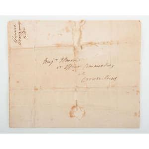 Revolutionary War General Richard Montgomery, Exceptionally Rare War-Date ANS, August 18, 1775