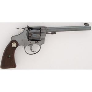 ** Colt Police Postive Target Revolver