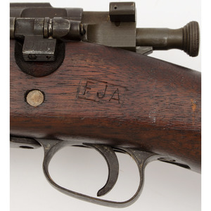 ** Remington U.S. Model 1903 Bolt Action Rifle
