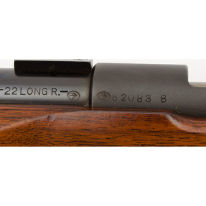** Winchester Model 52 Target Rifle