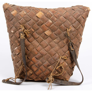 Scandinavian Birchbark Backpack