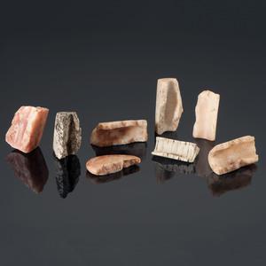 Hardstone Bannerstone Fragments