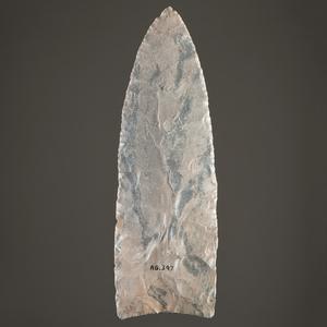 A Paleo Blade