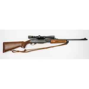 * Remington Model 760 Gamemaster Rifle with Weaver Scope