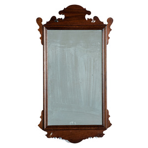 English Queen Anne Mirror