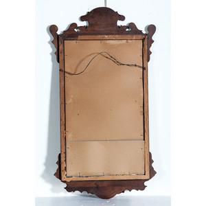 English Queen Anne Mirror