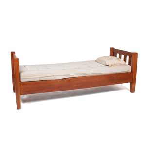 Arts and Crafts Mission Oak Daybed