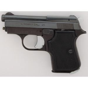 * Titan 25 Pistol