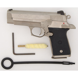 * Star Firestar Pistol