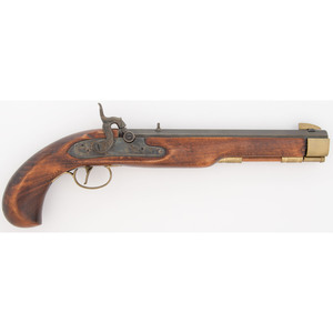 Reproduction Kentucky Percussion Pistol by Connecticut Valley Arms