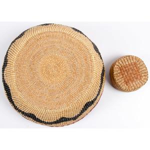 Makah / Nuu-chah-nulth Polychrome Baskets