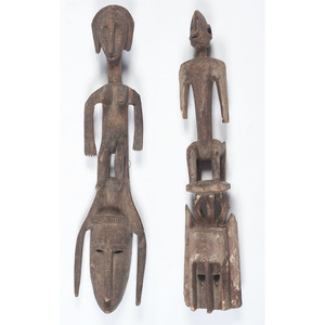 African Dogon and Senufo Masks, Sold to benefit the Acquisitions Fund of the Berea College Art Collection