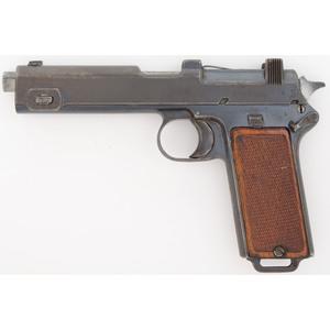 ** Austrian Steyr M1912 Pistol