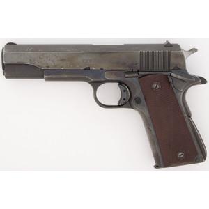 ** Colt Super 38 Pistol