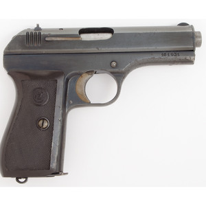 ** Nazi Marked CZ Model 27 Pistol