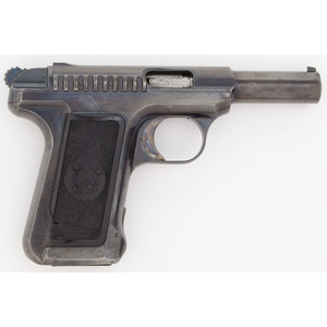** Savage Model 1907 Pistol