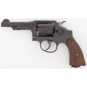** Smith & Wesson Victory Model Revolver