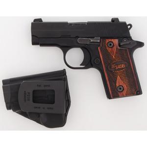 * Sig Sauer P238 Pistol