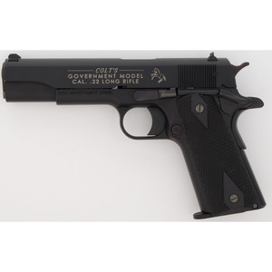 * Carl Walther made Colt Government Model Pistol