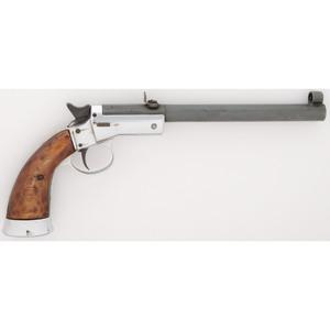 Hy Hunter Arms Single Shot Pistol