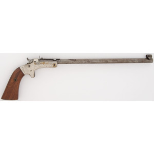 ** Stevens Model 43 Single Shot Target Pistol