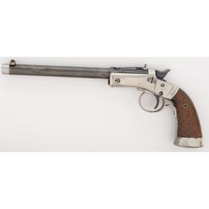 ** Stevens Offhand Target Pistol