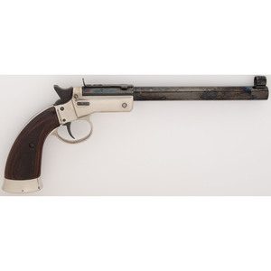 ** Hawes Offhand Target Pistol