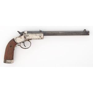 ** Stevens Model 35 Pistol