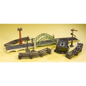 Lionel Standard Gage Bridge, Track & Accessories,