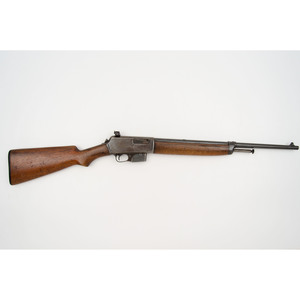 ** Winchester Model 1907 Rifle,